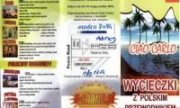 CiaoCarlo ulotka 2007