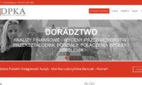Dpka.pl strona wizerunkowa