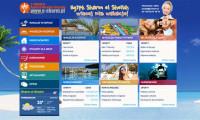 E-Sharm strona inernetowa 2012