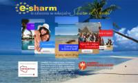 E-sharm strona internetowa 2009