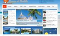 Egypt-Riviera strona internetowa 2011