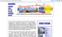 Egypt-riviera strona internetowa 2008