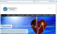 Ubezpieczenia - Poznań strona internetowa 2015