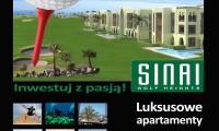 Ulotka Sinai Golf Heights 2013