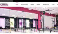 BodyBounce.pl strona z systemem rezerwacji