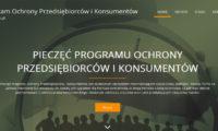Popik.com.pl - strona wizerunkowa