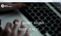 SmartRecruitment.pl - strona z systemem rekrutacji - odświeżenie wizerunku