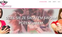 SzkoleniaPleszew.pl - strona wizerunkowo ofertowa