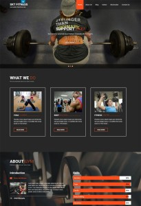 fitness sport joga